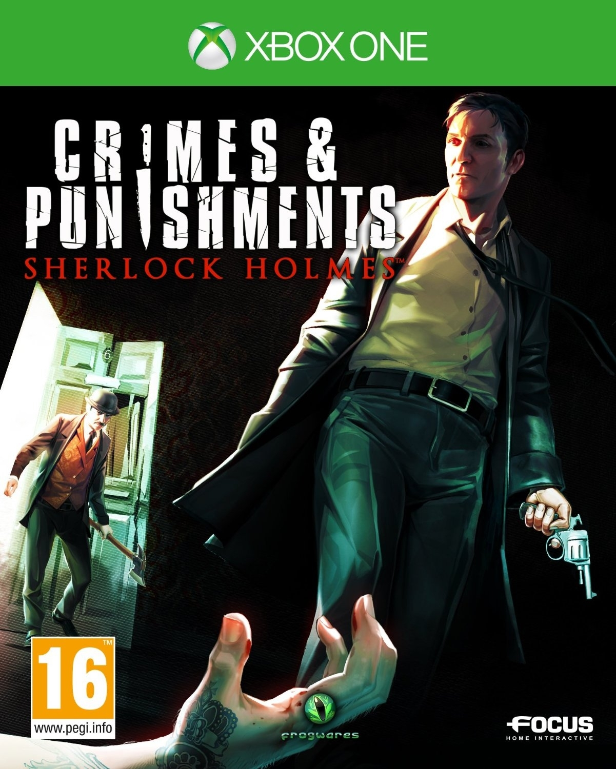 Sherlock Holmes: Crimes and Punishments (Xbox One)